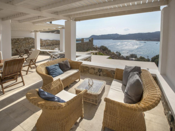 Mykonian Suite with Magnificent Views