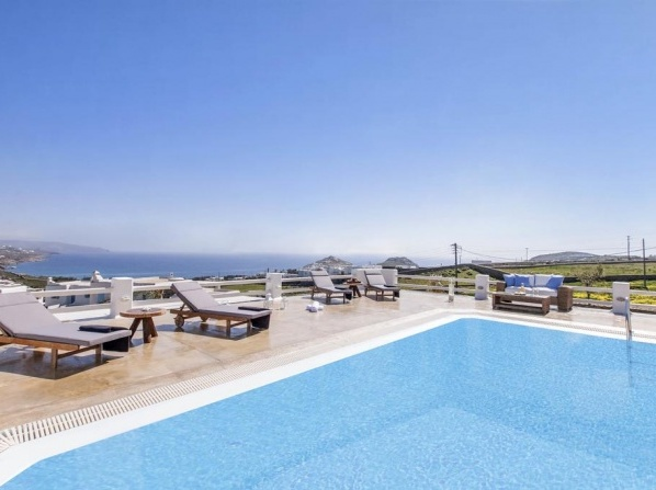 Villas Aurora by Mykonos Pearls