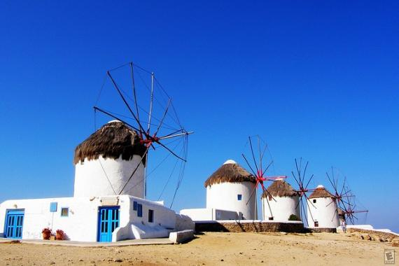 Mykonos For Ever - Travel Guide for Mykonos island in Greece